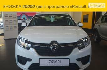Renault Logan New 1.5d MT (90 л.с.) 2020