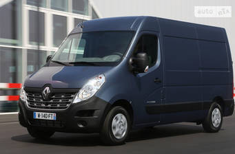 Renault Master груз. 2.3D MT (125 л.с.) L1H1 3500 2019