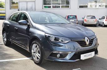 Renault Megane New 1.6 CVT (115 л.с.) 2017