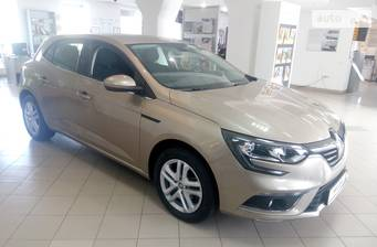 Renault Megane New 1.5D AТ (110 л.с.) 2016