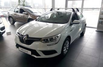 Renault Megane New 1.6 МТ (115 л.с.) 2019