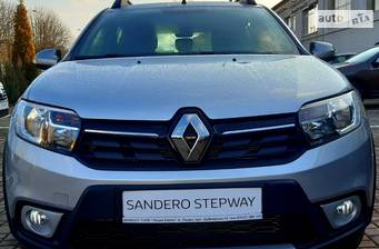 Renault Sandero StepWay 2019 Life+