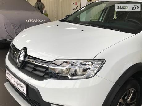 Renault Sandero StepWay 2020
