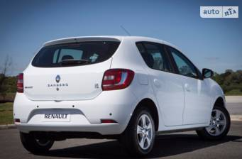 Renault Sandero 1.0 MT (73 л.с.) 2018