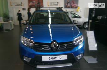 Renault Sandero 0.9TCe 5РКП (90 л.с.) Stepway 2018