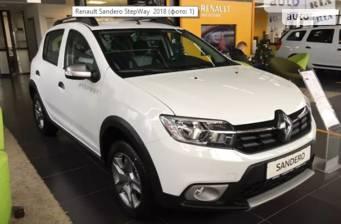 Renault Sandero 1.5DСi 5МТ (90 л.с.) Stepway 2018