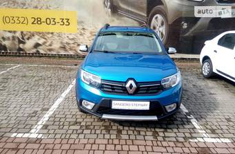 Renault Sandero 1.5DСi 5МТ (90 л.с.) Stepway 2019