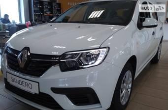 Renault Sandero 1.0 MT (73 л.с.) 2020