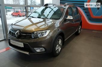 Renault Sandero 1.5DСi 5МТ (90 л.с.) Stepway 2020