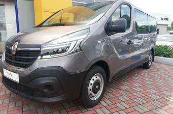 Renault Trafic пасс. 1.6D MT (115 л.с.) L2H1 2020