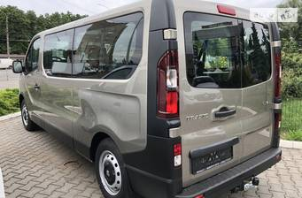 Renault Trafic пасс. 2020 Combi