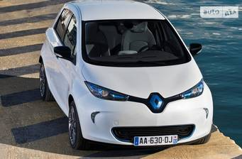 Renault Zoe 2018 Intense