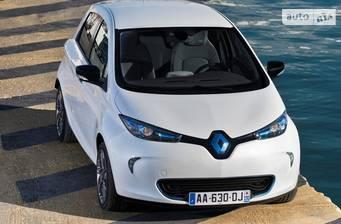 Renault Zoe 41 kW AT 2018