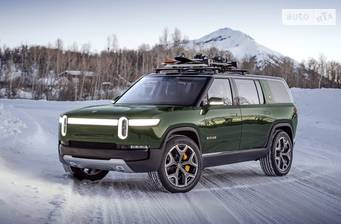 Rivian R1S 135kWh (753 к.с.) AWD 2022