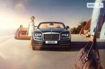 Rolls-Royce Dawn 6.6 AT (570 л.с.) 2018