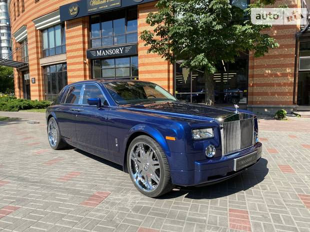 Rolls-Royce Phantom base