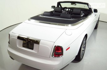 Rolls-Royce Phantom 6.8 AT (453 л.с.) Drophead  2016