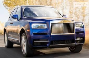 Rolls-Royce Cullinan 6.7 AT (571 л.с.) AWD 2019