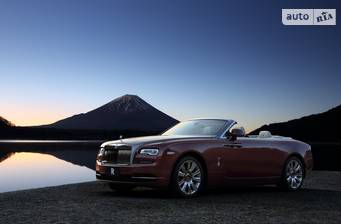 Rolls-Royce Dawn 6.6 AT (570 л.с.) 2018