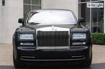Rolls-Royce Phantom 6.8 AT (453 л.с.) 2018