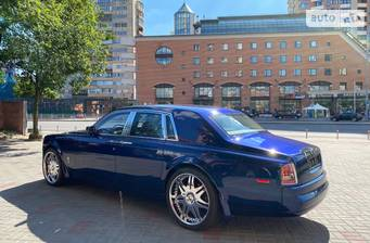 Rolls-Royce Phantom 2012 base