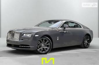 Rolls-Royce Wraith 6.6 AT (635 л.с.) 2020
