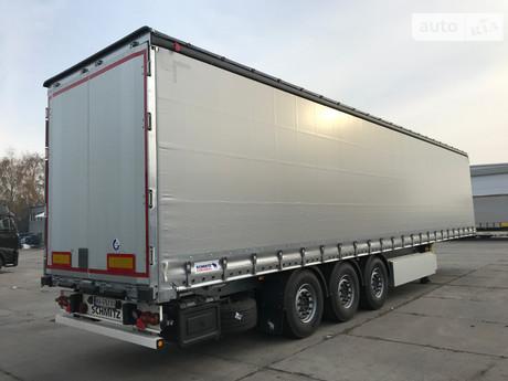 Schmitz Cargobull SCS 2020