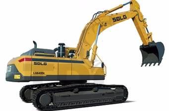SDLG LG 6400Е 2017