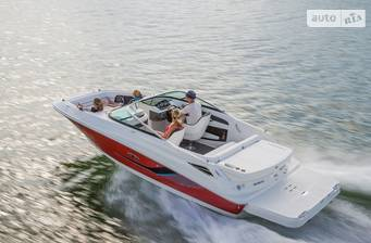 Sea Ray 220 Sundeck Outboard 6.7m 2018
