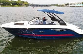 Sea Ray 250 SLX 8.0m 2018