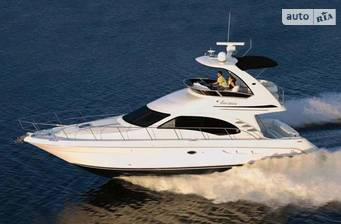 Sea Ray 450 Sedan Bridge 13.9m 2018