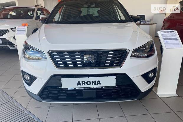 SEAT Arona Xcellence