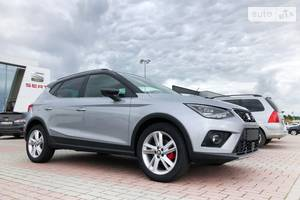 SEAT Arona 1.0 EcoTSI DSG (115 л.с.) FR 2019