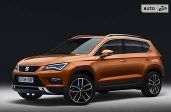 Seat Ateca 1.4 TSI AT (150 л.с.) Start/Stop 4Drive Xcellence 2018