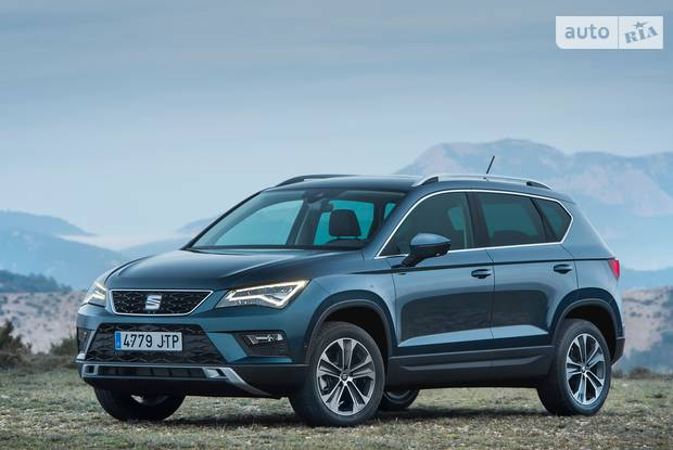 SEAT Ateca Reference