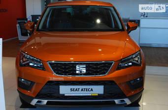 Seat Ateca 1.4 TSI AT (150 л.с.) Start/Stop 2018