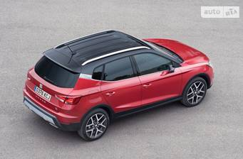 SEAT Arona 1.0 EcoTSI DSG (115 л.с.) 2019