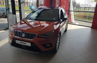 SEAT Arona 1.0 EcoTSI DSG (115 л.с.) 2018