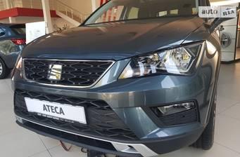 SEAT Ateca 1.6 TDI DSG (115 л.с.) 2018