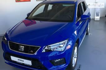 SEAT Ateca CR 2.0 TDI AT (150 л.с.) Start/Stop 4Drive 2019