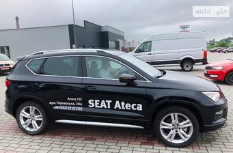 SEAT Ateca 2019