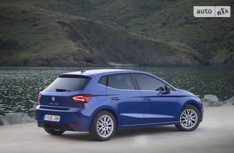 SEAT Ibiza 1.0 TSI AT (115 л.с.) 2019