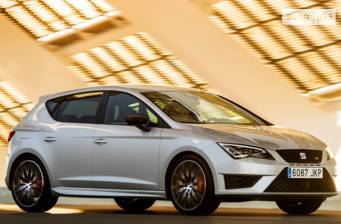SEAT Leon 2019 Reference