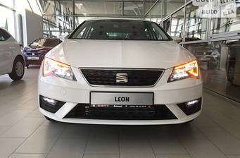 Seat Leon 1.4 TSI АT (150 л.с.) 2018