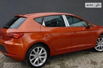 SEAT Leon 1.4 TSI АT (150 л.с.) 2019