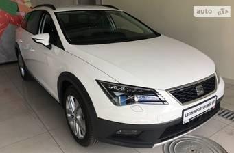 SEAT Leon 2.0TDI АТ (184 л.с.) Start/Stop 4Drive 2019