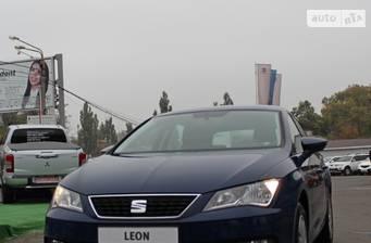 SEAT Leon 1.4 TSI MT (125 л.с.) 2019