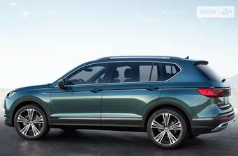 SEAT Tarraco 2.0 TDI DSG (190 л.с.) AWD 2019