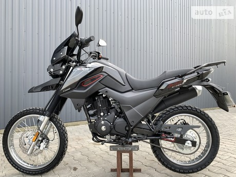 Shineray X-Trail 200 2020