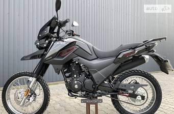 Shineray X-Trail 200 Enduro 2021